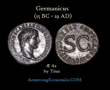 Germanicus by Titus As