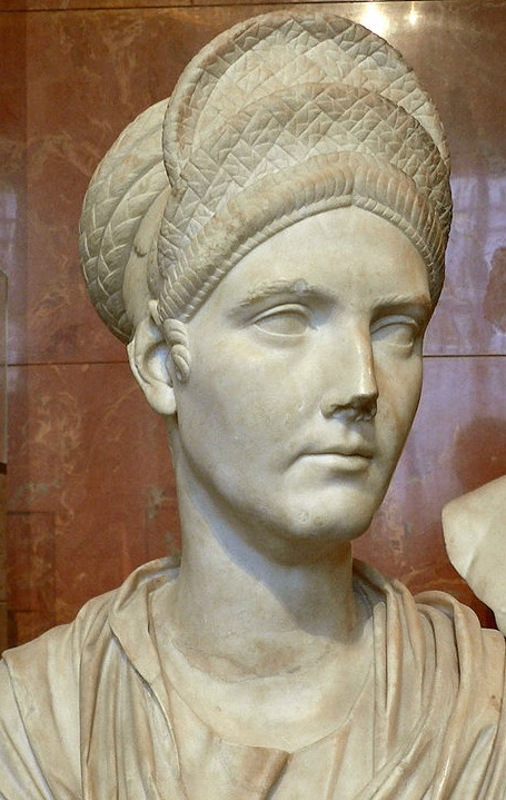 Matidia Bust