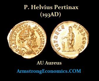 Pertinax AU Aureus-R