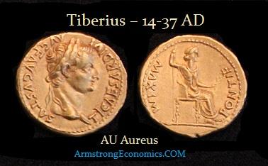 Tiberius Aureus