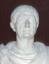 Trajan-Pater Bust