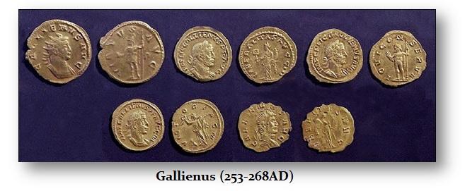 Gallienus-Aureus