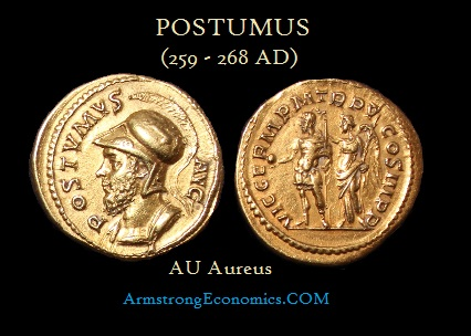 Postumus AU Aureus Helmeted hd left