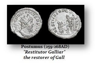 Postumus-Restorer of Gall