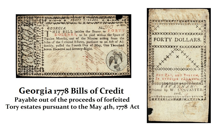George-1778-Tory-Confiscation-Note-r