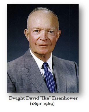 Eisenhower Dwight Ike  (1890–1969)