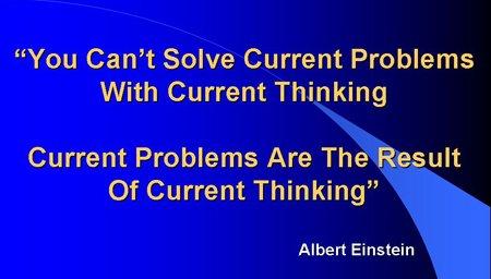 Einsteing-thinking
