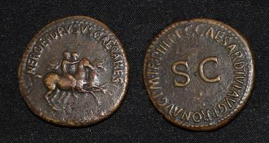 Nero-Drusus Caesar-R