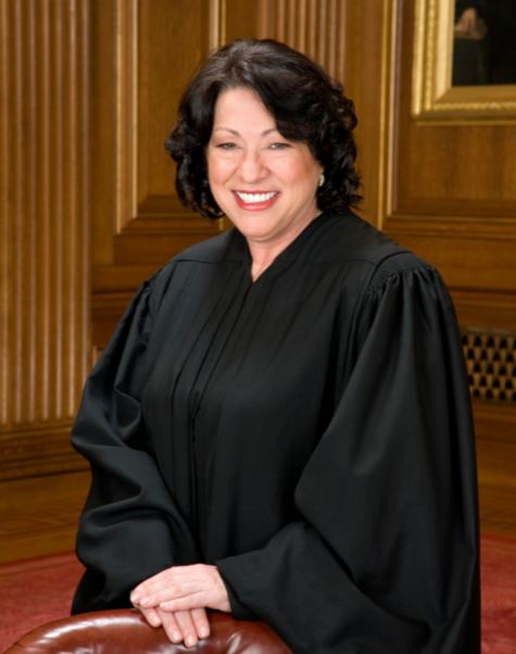 Sotomayor Justice