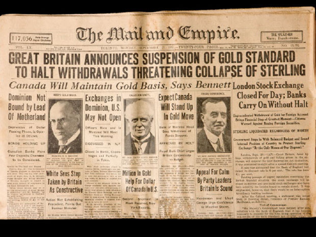 1931_GB Abandons Gold