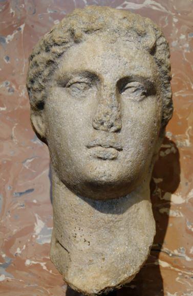 Arsinoe II Bust
