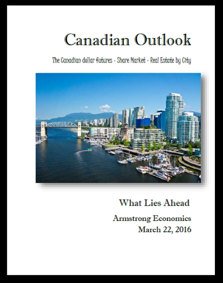 Canadian Outlook Cover