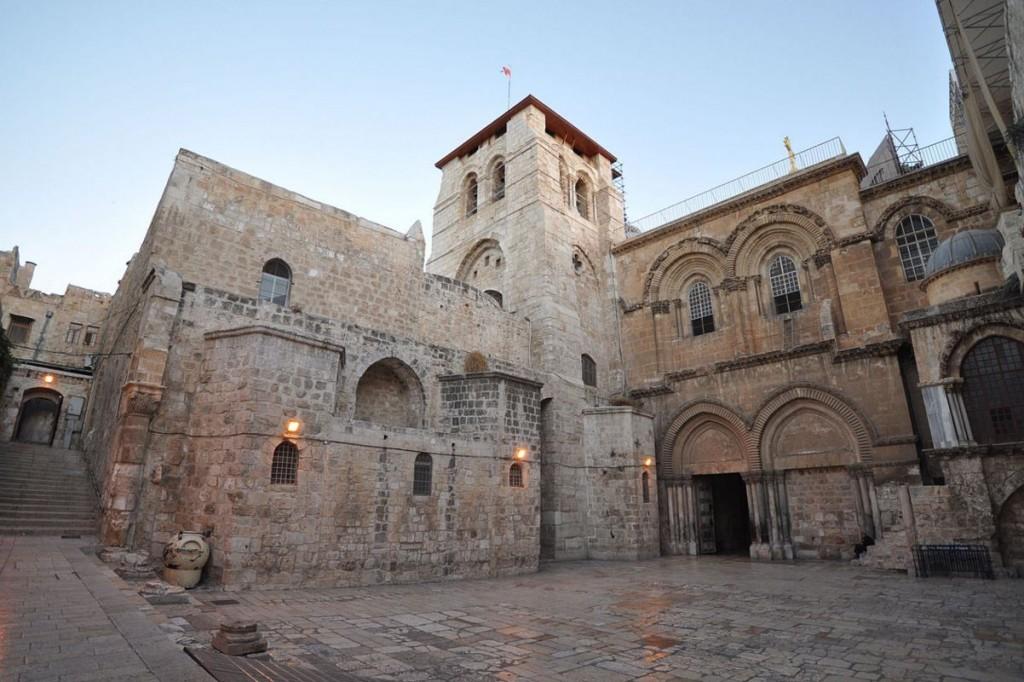Church Holy Sepulchre