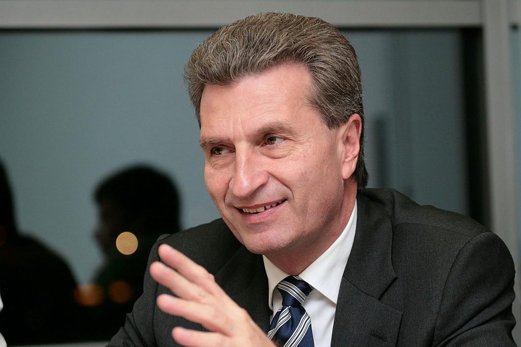 Oettinger Günther H.