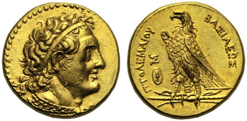Ptolemy I Pentadrachm