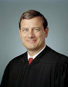Roberts John Chief Justice