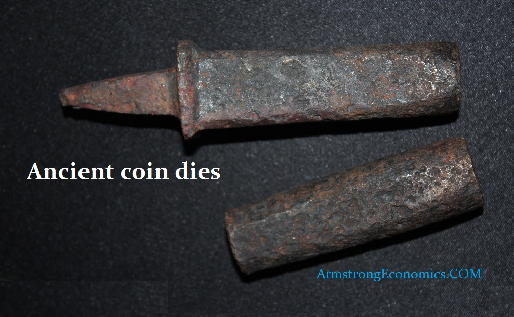 Brockage & Roman Coin Dies | Armstrong Economics