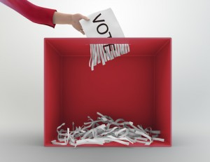 The Right to Vote Extends to Dead People?