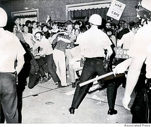 1968 Democratic Convention Police Abuse
