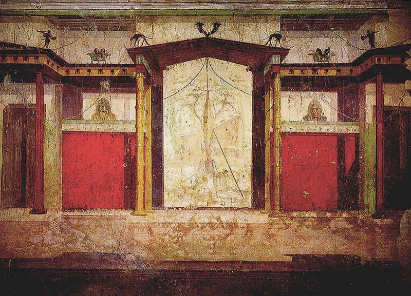 Augustus-House Fresco