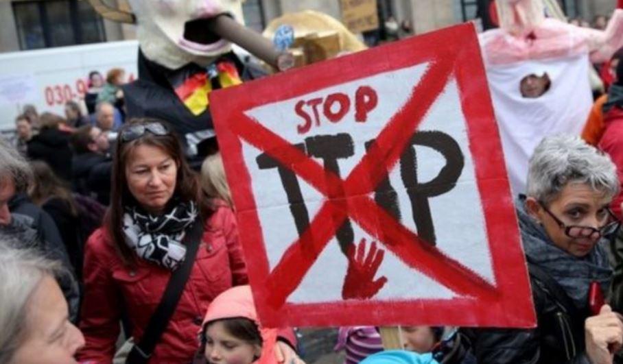 Hanover Protest TTIP 4-23-2016
