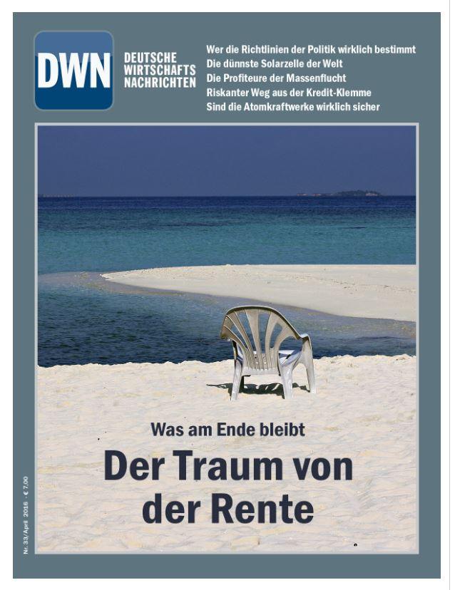 DWN Pension Crisis