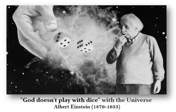 Einsteing-dice