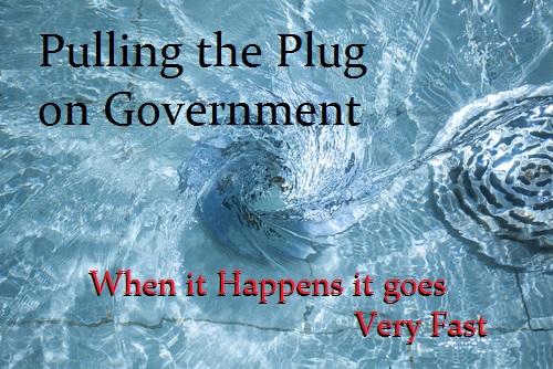 Pulling Plug Gov