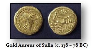 Sulla Aureus