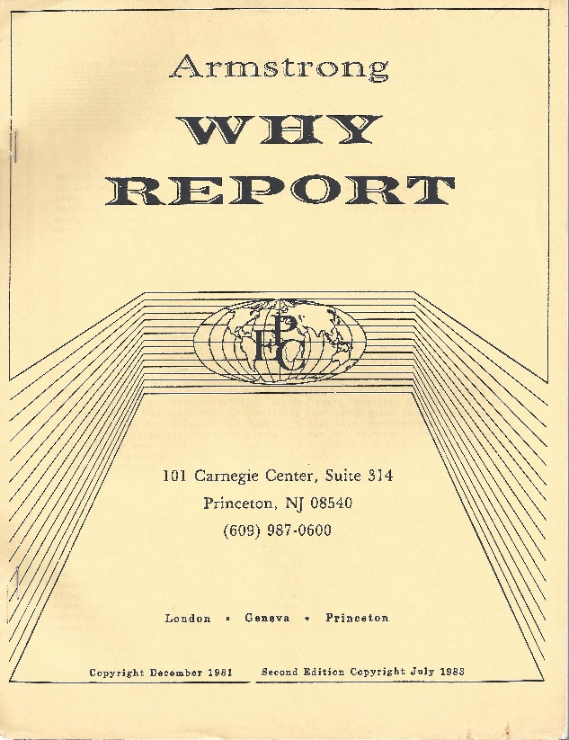 Why Report