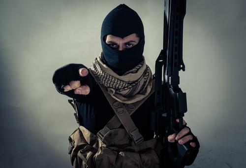 ISIS Warrior
