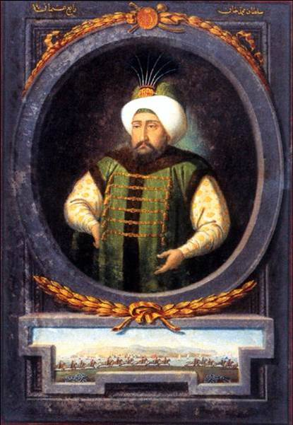 Mehmet iv