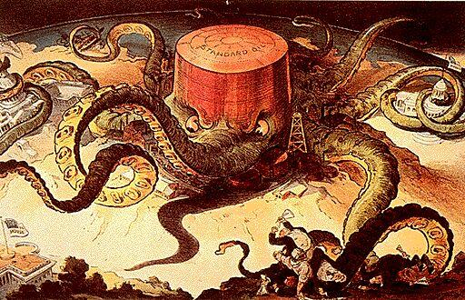 Standard Oil Minopoly
