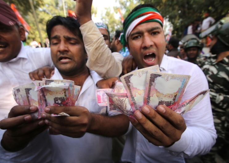india-cash-protest