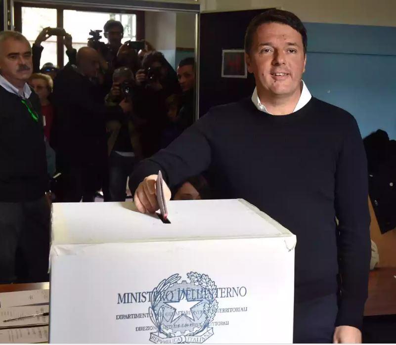 renzi-votes