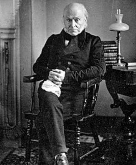 Adams John Quincy 1843