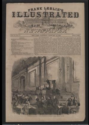 1858 Congressional Brawl
