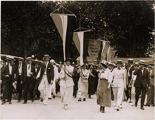 1920 Women Right to Vote