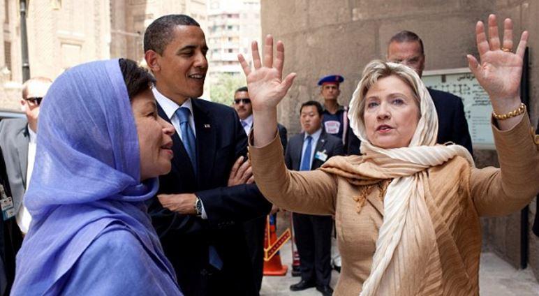Jarrett-Obama-Hillary
