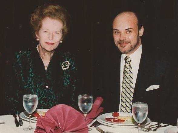 Martin Armstrong - Margaret Thatcher