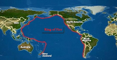 Ring of fire - 1