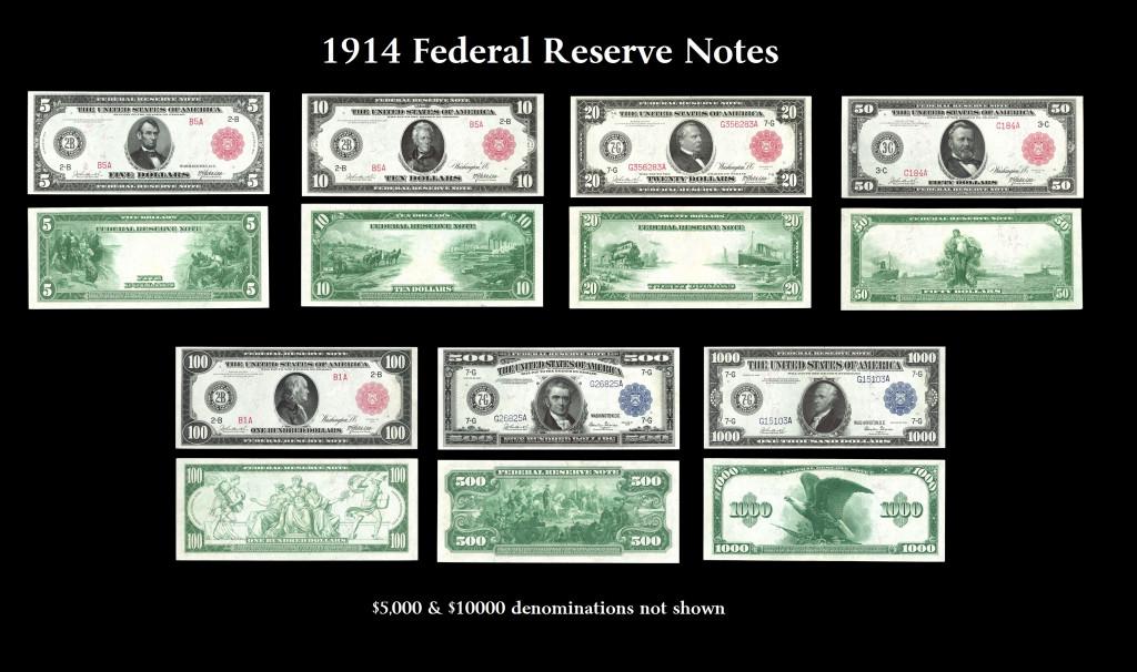 1914FederalReserveNotes
