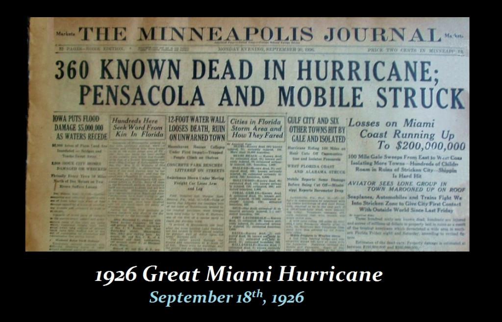 1926-Hurricane