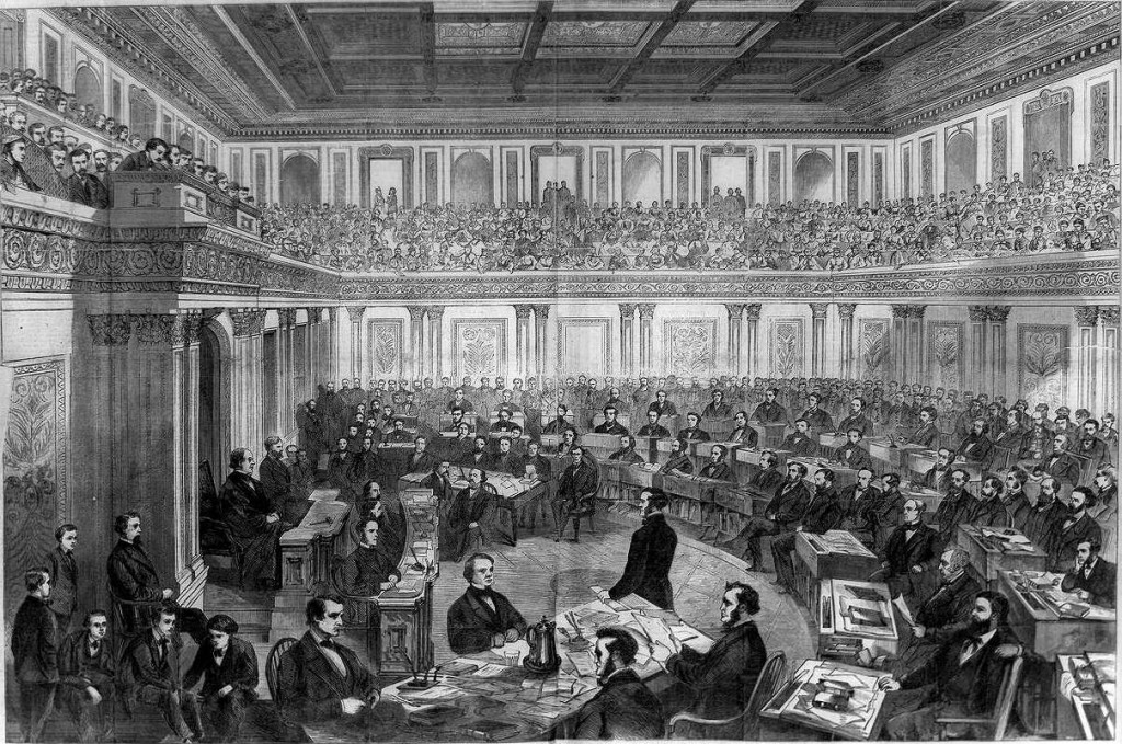 Andrew_Johnson_impeachment_trial