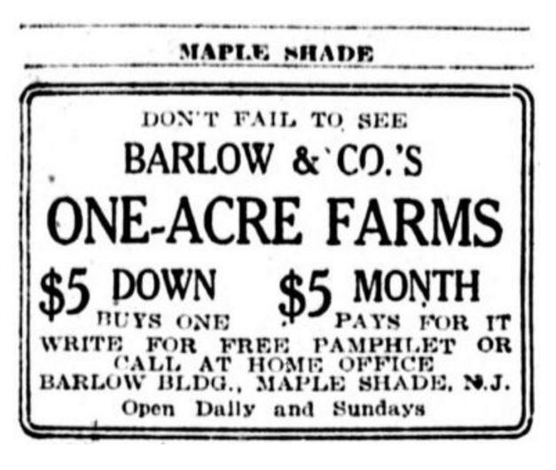 Barlow Ad