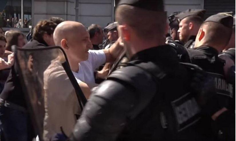 Corsica Riots 4-9-2017