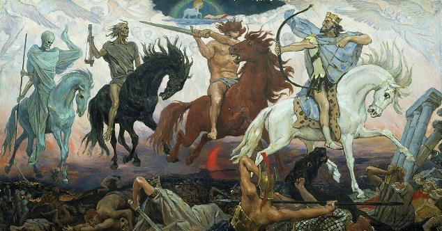 Four Horsemen-Apocalypse