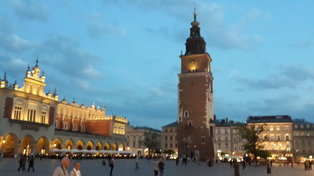 Krakow-Night