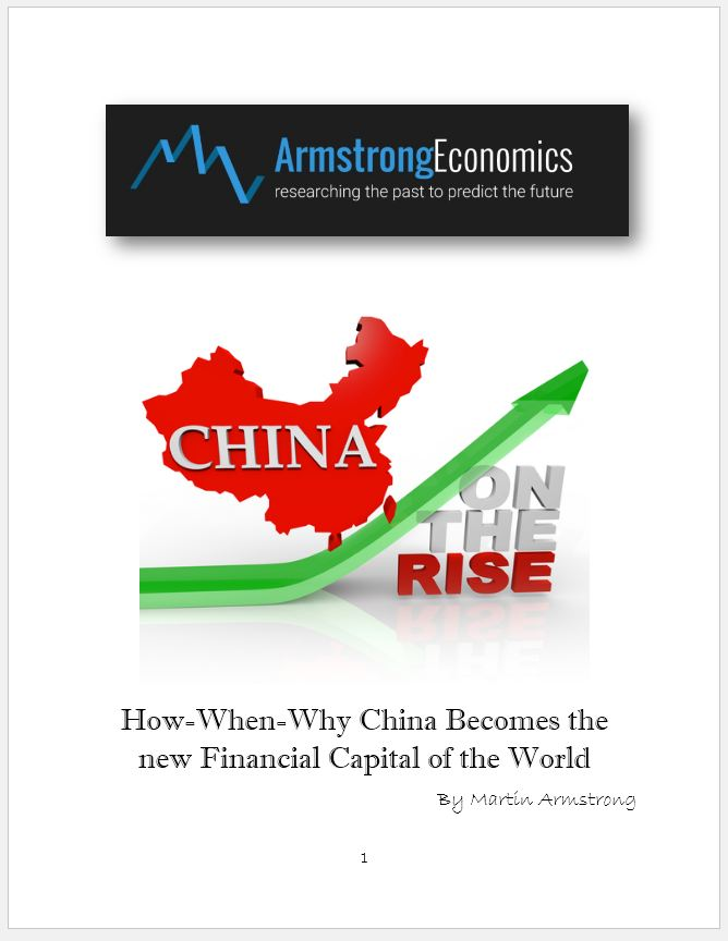 China on the Rise – How-When-Why China Becomes the new