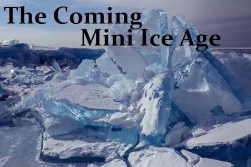 Cycle solaire 25, le 3ème le plus calme en plus de 250 ans d'observation Ice-Age